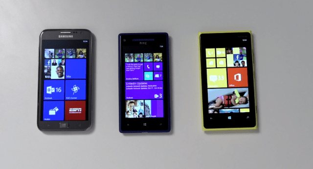 Windows Phone 8 flagships