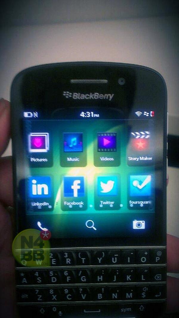 BlackBerry X10 Leaked (4)