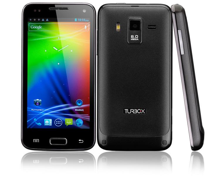 Turbo-X SmartPhone G400