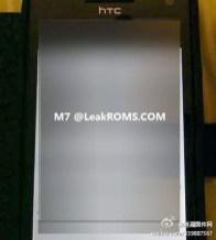 HTC M7 Leaked