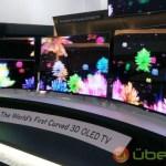 Ανακοινώθηκε Η Κυρτή EA9800 OLED TV Με 3D Από Την LG