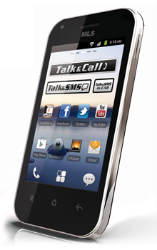 MLS IQTALK CRYSTAL BLACK