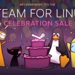 Το Steam για Linux Είναι Τώρα Διαθέσιμο Και Το Γιορτάζει