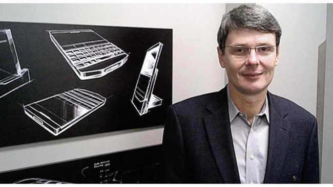BlackBerry CEO