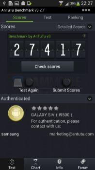 Galaxy S4 benchmark for Exynos 5 Octa (3)