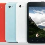 Το HTC First Τρέχει Stock Android Κάτω Από Το Facebook Home