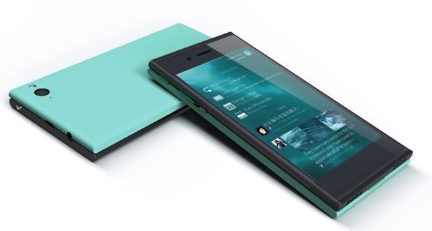 Το Jolla smartphone