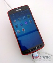 Samsung Galaxy S4 Active leak