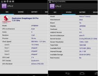 Nexus 7 2nd Gen Specs