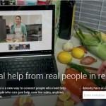 Η Google Ανακοίνωσε Το Helpout Για Βοήθεια Από Επιχειρήσεις Σε Πραγματικό Χρόνο