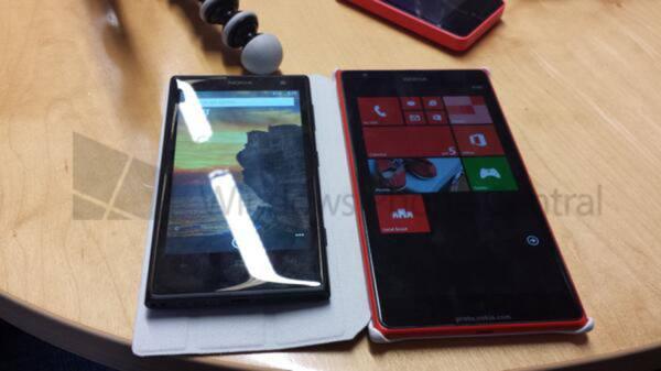 Nokia Lumia 1520 leak