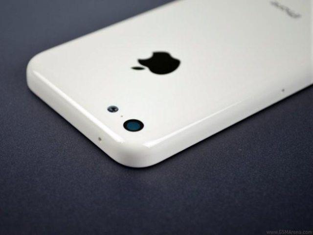 iPhone 5C leak