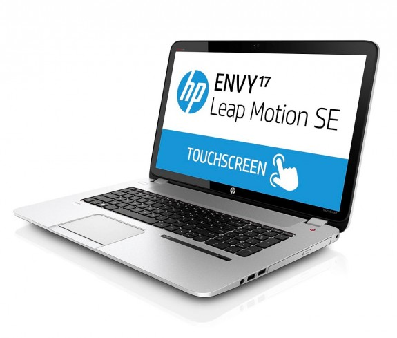 HP Envy Leap Motion SE