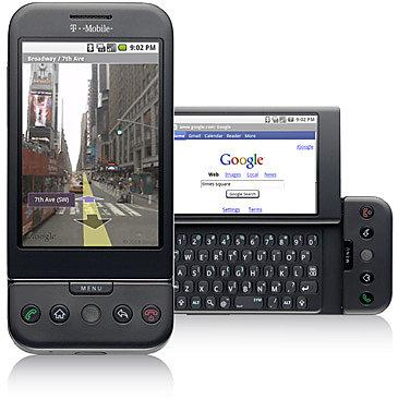 Android HTC G1