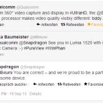 Η Qualcomm Επιβεβαίωσε Τον Snapdragon 800 Στο Lumia 1520