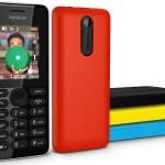 Ανακοινώθηκε Το Nokia 108 Με Κάμερα Και Χαμηλή Τιμή