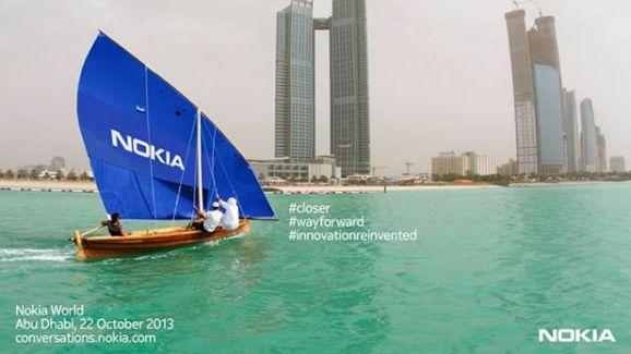 Nokia World 2013 Abu Dhabi Event