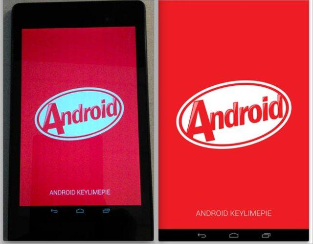 Android 4.4 KitKat Screenshot (2)