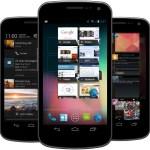 Τα Μισά Android Τρέχουν Το Jelly Bean