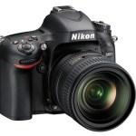 Η Nikon Ανακοίνωσε Την D610 Full-Frame DSLR