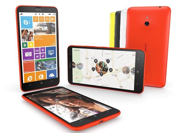 Nokia Lumia 1320 (2)