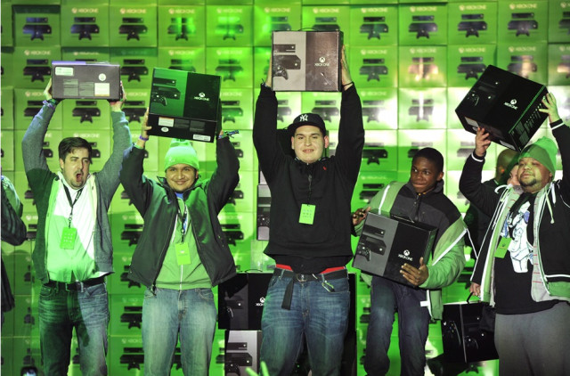 1 Million Xbox One Consoles Sold In 24 Hours