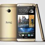 Το Νέο HTC One Σε Χρυσό