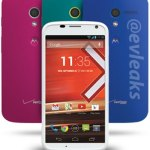 Νέα Φωτογραφία Του Moto G Της Motorola
