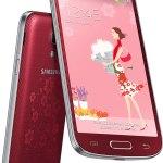 Το Νέο Samsung Galaxy S4 mini La Fleur