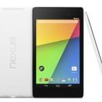 Αυτό Είναι Το Λευκό Nexus 7 2013