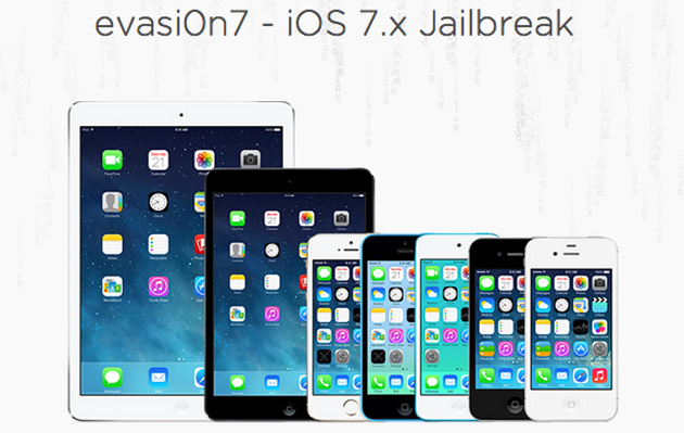 iOS 7 evasi0n7 Jailbreak