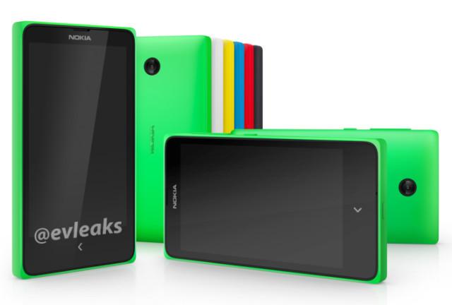 Nokia X / Normandy leak