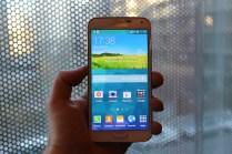 Samsung Galaxy S5 leak