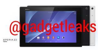 Sony XPERIA Z2 Tablet leak (5)