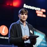 Ο Ashton Kutcher Σχεδιάζει Τα Επόμενα Smartphone Της Lenovo