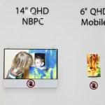 Η LG Ετοιμάζει 6 Ιντσών QHD Οθόνη, LG G Flex 2 Και LG Vu 4