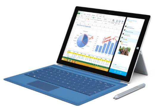 Microsoft Surface Pro 3 (2)