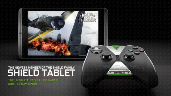 Nvidia Shield Tablet leak