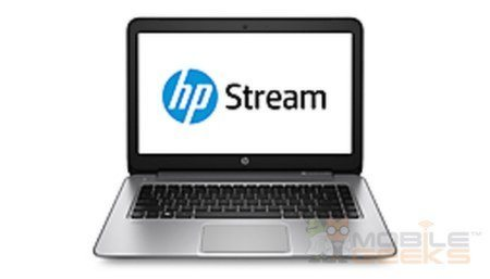 HP Stream 14 leak