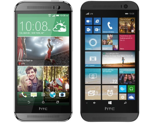 HTC One M8 - HTC One for Windows