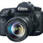 Ανακοινώθηκε Επίσημα Η Canon EOS 7D Mark II