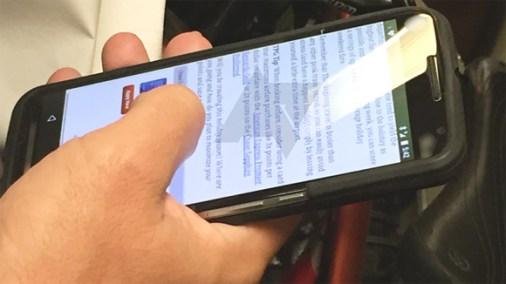 Google Nexus 6 leak