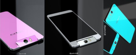 Oppo N3 colors leaked