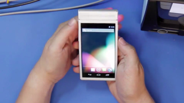 Project Ara Prototype Smartphone