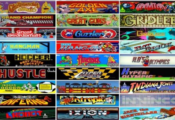 The Internet Arcade Games