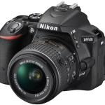Η Nikon Παρουσίασε Τη Nikon D5500 Με Οθόνη Αφής