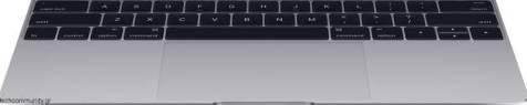 Apple MacBook 2015 trackpad