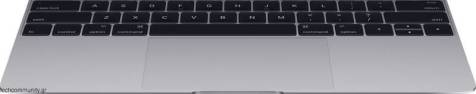 Apple MacBook 2015 trackpad