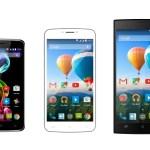 H Archos Ανακοίνωσε Μια Νέα Σειρά Android Κινητών Τηλεφώνων