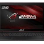 Asus ROG G501: Το Λεπτότερο Και Πανίσχυρο Gaming Laptop Της Asus
